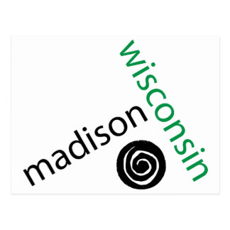 Madison Wisconsin Postcard