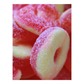 Madly candy letterhead design