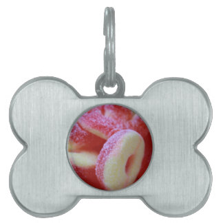 Madly candy pet tag
