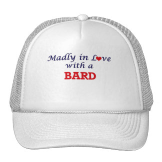 Madly in love with a Bard Trucker Hat