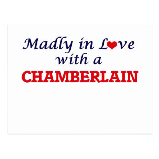 Madly in love with a Chamberlain Postcard