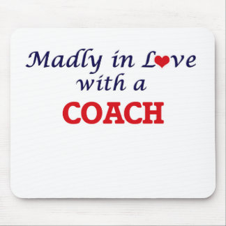 Madly in love with a Coach Mouse Pad