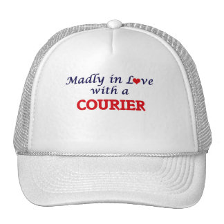 Madly in love with a Courier Trucker Hat