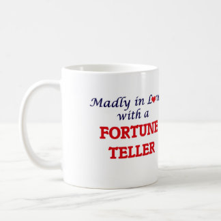 Madly in love with a Fortune Teller Coffee Mug