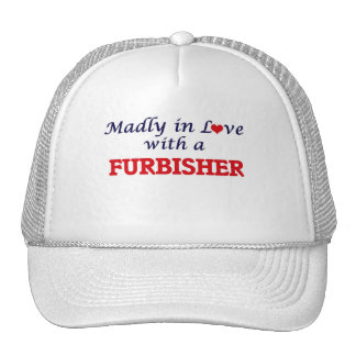 Madly in love with a Furbisher Trucker Hat