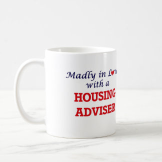Madly in love with a Housing Adviser Coffee Mug