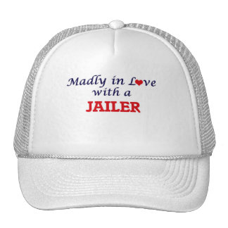 Madly in love with a Jailer Trucker Hat