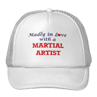 Madly in love with a Martial Artist Trucker Hat