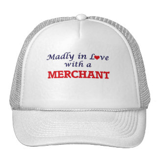Madly in love with a Merchant Trucker Hat