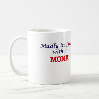 Madly in love with a Monk Coffee Mug