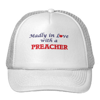 Madly in love with a Preacher Trucker Hat