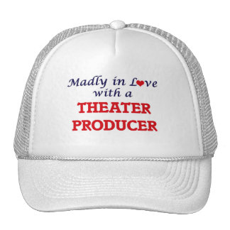 Madly in love with a Theater Producer Trucker Hat