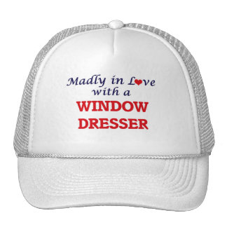 Madly in love with a Window Dresser Trucker Hat