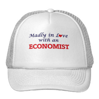 Madly in love with an Economist Trucker Hat