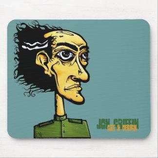 MadMan-color-shirt, Jon Griffin, Art & Design Mouse Pad