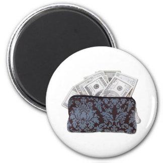 MadMoney 2 Inch Round Magnet