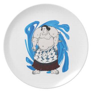 Madness and Mayhem Dinner Plate