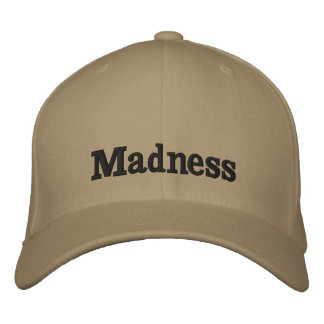 Madness Brown Hat