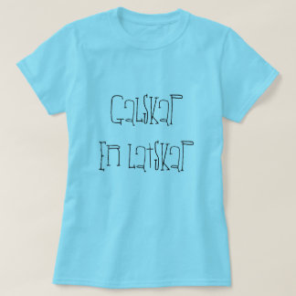 madness is laziness, in Norwegian blue T-Shirt