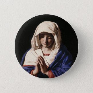 Madonna 2 Inch Round Button