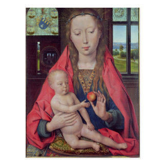 Madonna and Child 2 Postcard