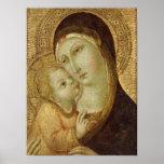 Madonna and Child 2 Print