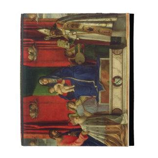 Madonna and Child (Barbarigo Altarpiece) 1488 iPad Folio Covers