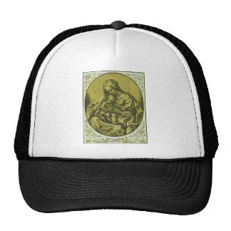 Madonna and Child by Bartolommeo Coriolano Trucker Hat