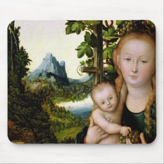 Madonna and Child, c.1525 Mouse Pad