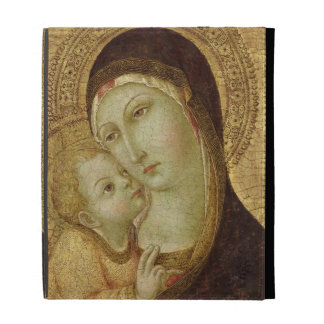Madonna and Child iPad Folio Cover