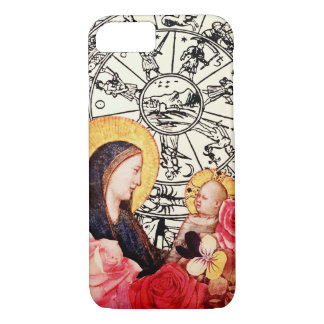 madonna and child Case-Mate iPhone case