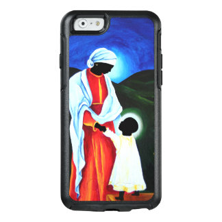 Madonna and child - First steps 2008 OtterBox iPhone 6/6s Case