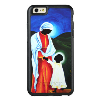 Madonna and child - First steps 2008 OtterBox iPhone 6/6s Plus Case