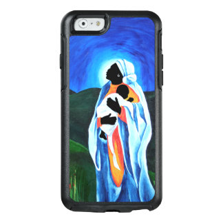 Madonna and child - Hope for the world 2008 OtterBox iPhone 6/6s Case