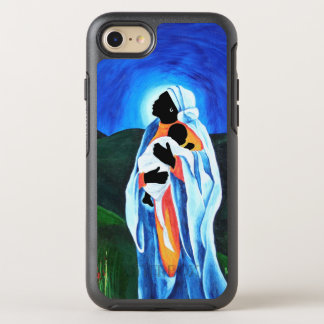 Madonna and child - Hope for the world 2008 OtterBox Symmetry iPhone 7 Case