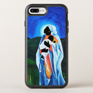 Madonna and child - Hope for the world 2008 OtterBox Symmetry iPhone 7 Plus Case