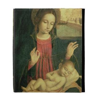 Madonna and Child iPad Case