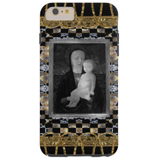 Madonna and Child IXV Tough iPhone 6 Plus Case