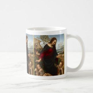 Madonna and Child | Leonardo da Vinci Coffee Mug