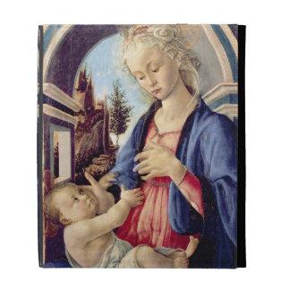 Madonna and Child (panel) 2 iPad Folio Cover