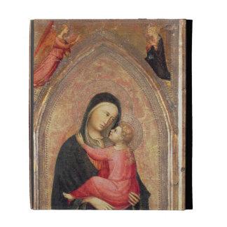 Madonna and Child (panel) 3 iPad Folio Cover