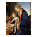 Madonna and Child Post Card