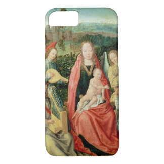 Madonna and Child surrounded by Angels iPhone 7 Case