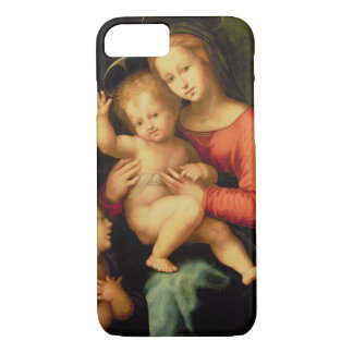 Madonna and Child with St. John iPhone 7 Case