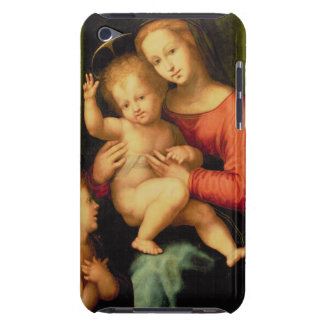 Madonna and Child with St. John iPod Touch Cases