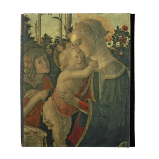 Madonna and Child with St. John the Baptist (oil o iPad Folio Case