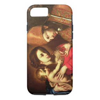 Madonna and Child with St. Zenobius iPhone 7 Case