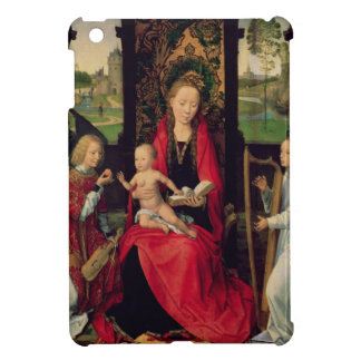 Madonna and Child with two Angels iPad Mini Cases