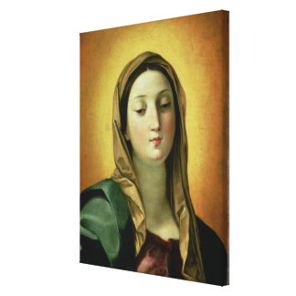 Madonna Gallery Wrapped Canvas