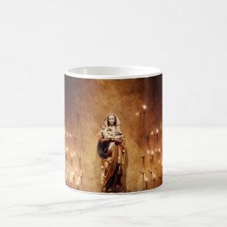 Madonna & Child Chapel Coffee Mug
